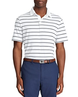 Polo Ralph Lauren - Striped Active Fit Polo Shirt