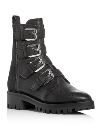 Women's Gaven Combat Boots by Dolce Vita