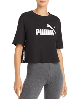 PUMA - Amplified Cropped Tee