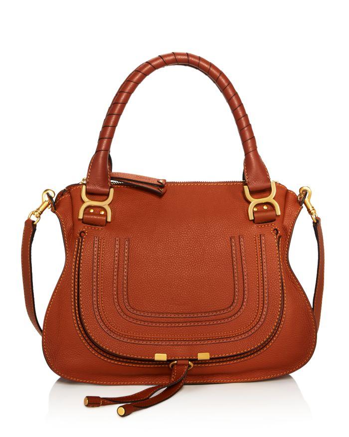 Chloé Marcie Medium Leather Satchel  | Bloomingdale's