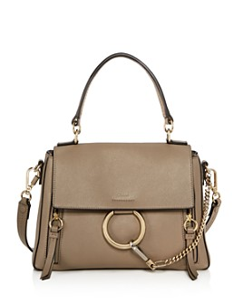 Chloé - Faye Small Leather Satchel