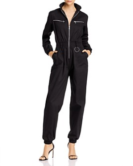 Tiger Mist - Arden Zip-Front Boilersuit