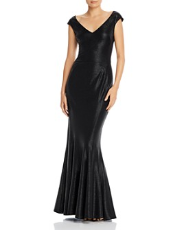 Laundry by Shelli Segal - Liquid Matte Gown