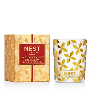 NEST Fragrances - Spiced Orange & Clove Votive Candle