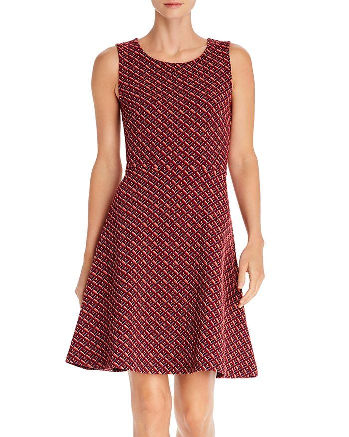 Leota - Ava Textured Knit Dress