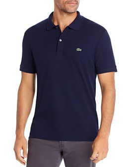 Lacoste - Pima Cotton Regular Fit Polo Shirt