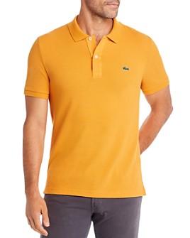 Lacoste - Petit Piqué Slim Fit Polo Shirt