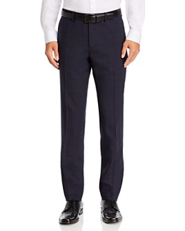 Theory - Mayer Plaid Slim Fit Suit Pants - 100% Exclusive