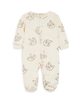 Oliver & Rain - Unisex Sloth Print Footie - Baby