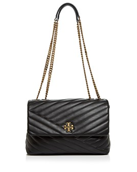 Tory Burch - Kira Chevron Leather Shoulder Bag