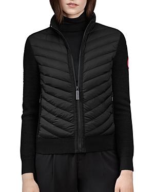 Canada Goose Hybridge Knit Jacket-Women