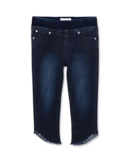 Hudson - Girls' Alani Frayed Skinny Ankle Jeans - Little Kid