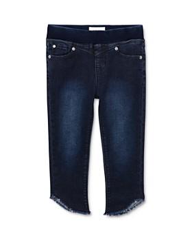 Hudson - Girls' Alani Frayed Skinny Ankle Jeans - Little Kid