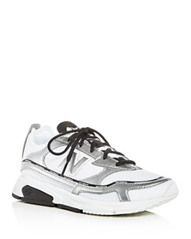 New Balance - Women's X-Race Low-Top Sneakers