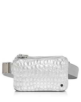 STATE - Lorimer Mini Metallic Belt Bag