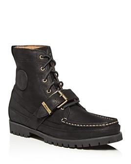 Polo Ralph Lauren - Men's Ranger Suede Boots