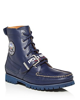 Polo Ralph Lauren - Men's Ranger Leather Boots
