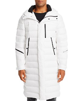 KARL LAGERFELD Paris - Quilted Puffer Coat