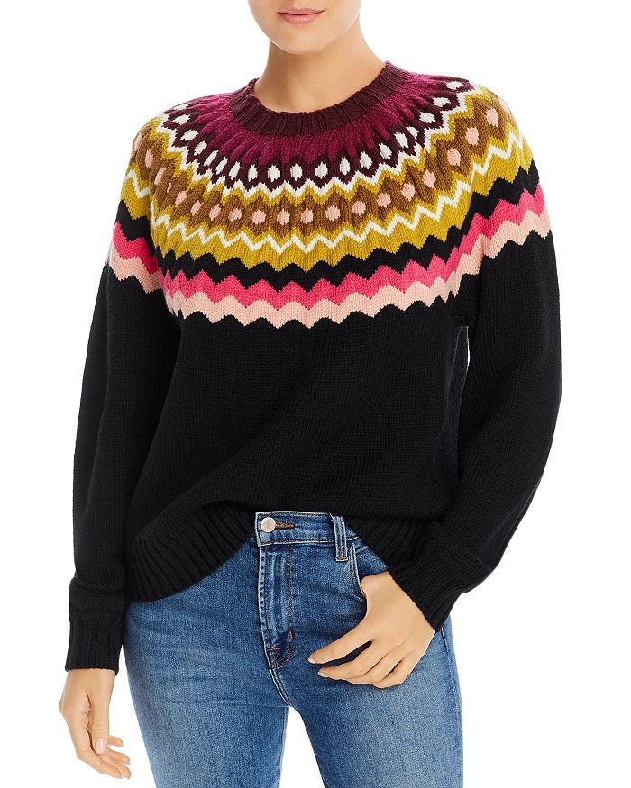 Joie - Karenya Fair-Isle Sweater