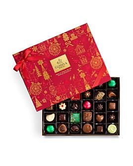 Godiva® - Seasonal Assorted Chocolate Gift Box, 32 Pieces