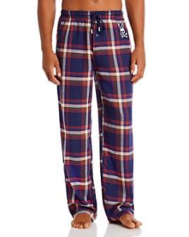 Psycho Bunny - Flannel Plaid Pajama Pants