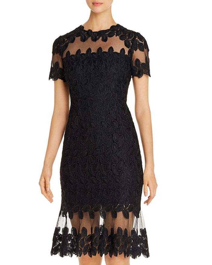 Venus Mesh Lace Dress