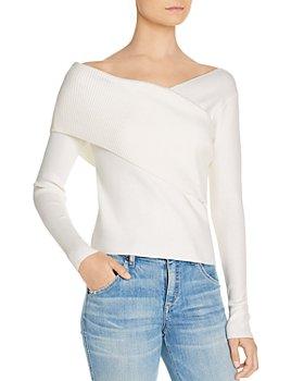 Line & Dot - Sylvie Asymmetric Sweater
