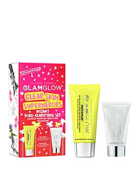 GLAMGLOW - Clear Skin Superheroes Instant Pore-Clarifying Set