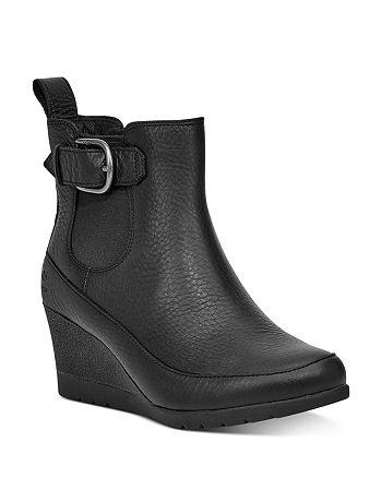 UGG® - Women's Arleta Wedge Heel Booties
