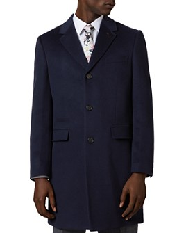 Ted Baker - Mariano Three-Button Overcoat