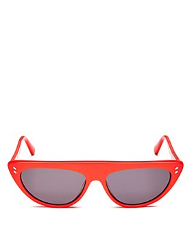 Stella McCartney - Unisex Cat Eye Sunglasses, 51mm - Little Kid