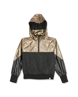 Sovereign Code - Girls' March Metallic Jacket - Little Kid, Big Kid
