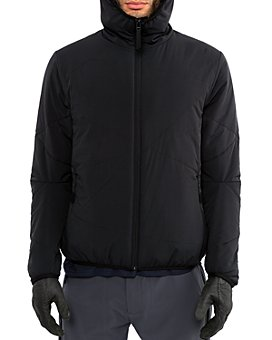 ISAORA - Vector Hooded Zip Jacket