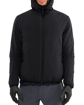 ISAORA - Vector Hooded Zip Jacket