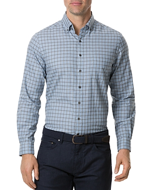 Rodd & Gunn Gammons Checked Sport Shirt