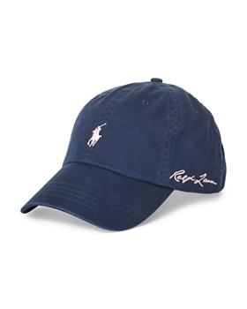Polo Ralph Lauren - Pink Pony Baseball Cap
