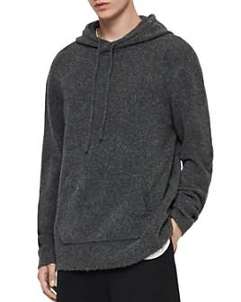 ALLSAINTS - Kez Hooded Sweater