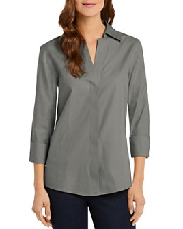 Foxcroft - Non-Iron Button-Down Top