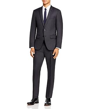 Boss Huge/Genius Wool Twill Slim Fit Suit