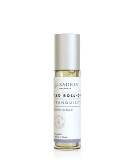 Sagely - Tranquility CBD Roll-On 0.3 oz.