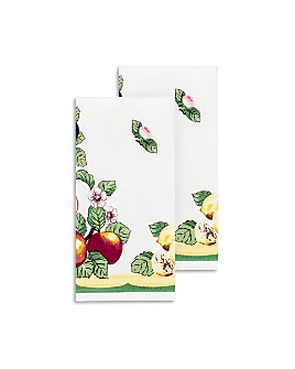 Villeroy & Boch - French Garden Kitchen Towels, Set of 2