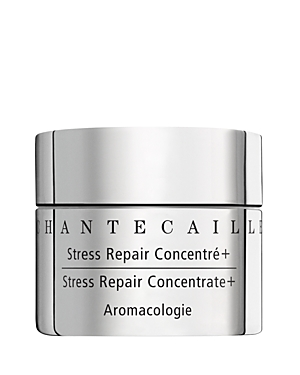 What It Is: A highly innovative eye cream infused with anti-aging botanicals. What It Does: This amplified formula brings best-selling Stress Repair Concentrate to new heights of effectiveness with a rich, creamy texture that glides on luxuriously. A potent new refining lipopeptide and a wrinkle-fighting hexapeptide, combined with de-puffing botanicals, leave the eye area looking smooth and visibly lifted. Anti-aging and de-stressing actives Hawthorn, Arabian Jasmine and bell pepper stem cell ex