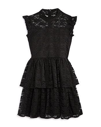 BCBGirls - Girls' Tiered Lace Dress - Big Kid