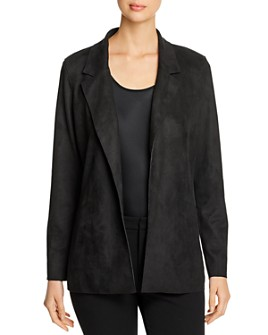 Level 99 - Rachel Faux-Suede Blazer