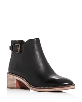 Cole Haan - Women's Harrington Block-Heel Booties