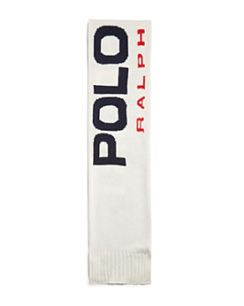 Polo Ralph Lauren - Color-Block Logo Sport Scarf
