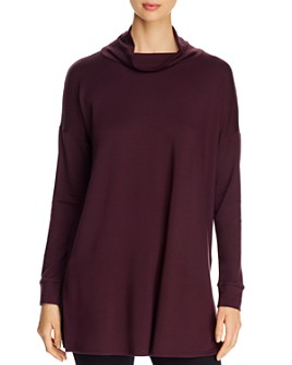 Eileen Fisher - Cowl-Neck Tunic