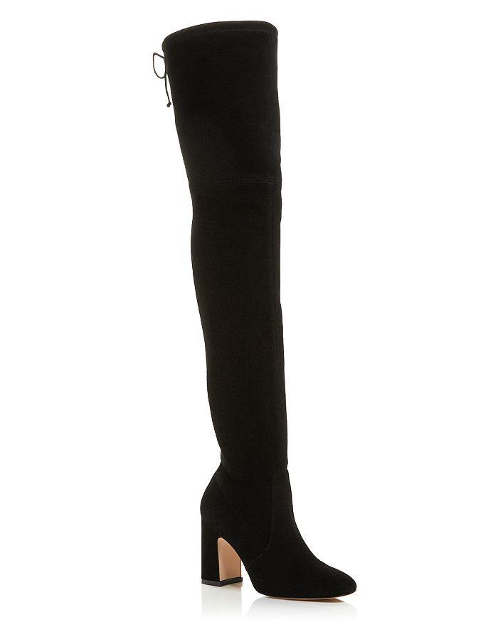 Stuart Weitzman - Women's Kirstie Over-the-Knee Boots