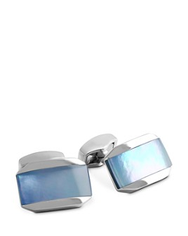 Tateossian - Tonneau Mother-of-Pearl Cufflinks