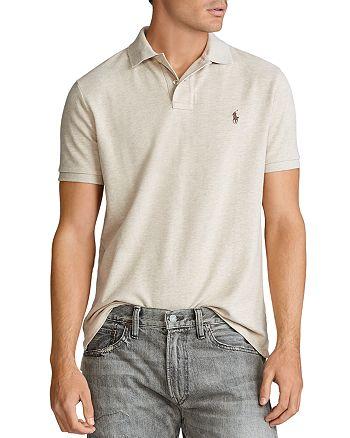 Polo Ralph Lauren - Piqué Custom Slim Fit Polo Shirt